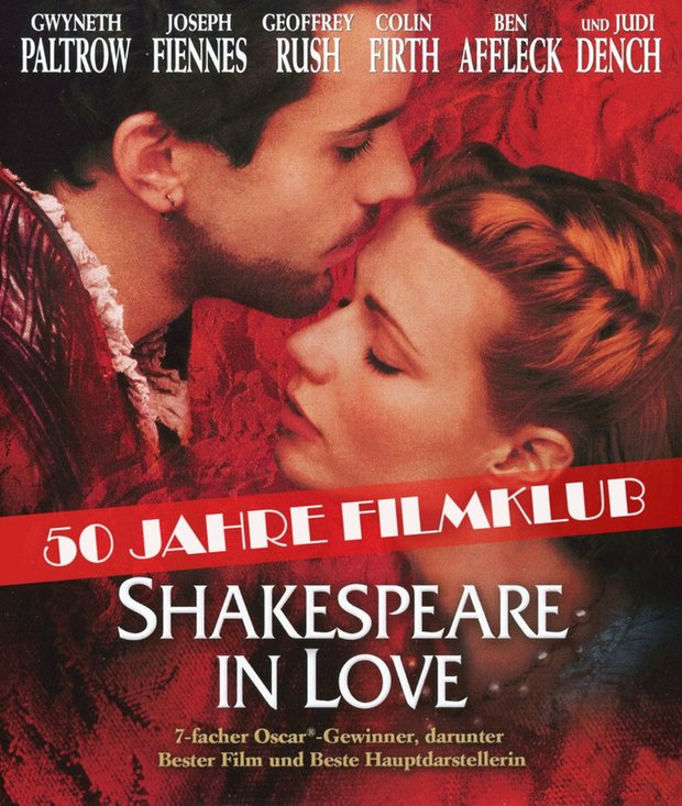 Shakespeare in Love Filmclub